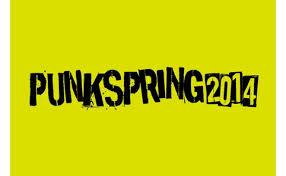 2014 3/29(Sat) PUNK SPRING 2014 復興ブースに出展しました!